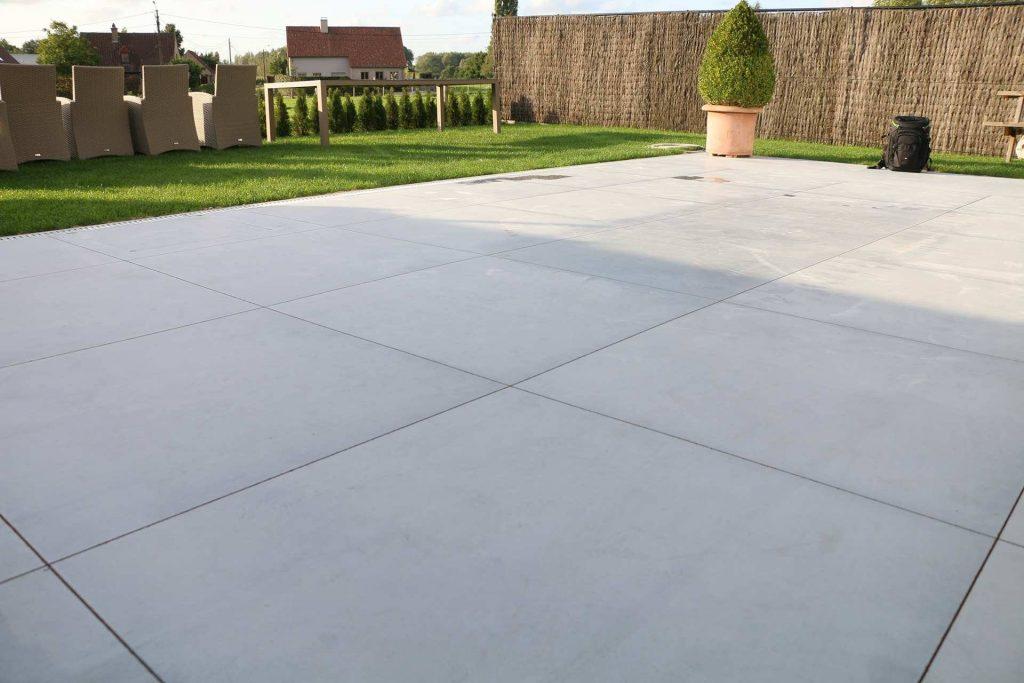 Gepolierde betonvloer - Gietvloer gepolierd beton - Vecon BVBA