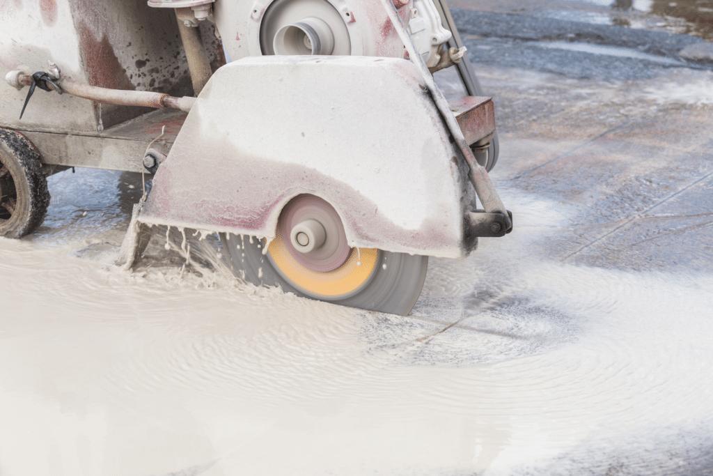 beton slijpen en frezen