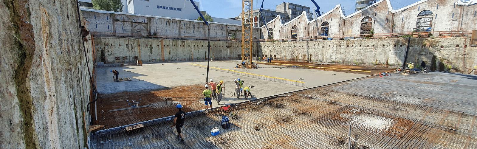gepolierde betonvloeren industrie